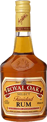 Medium angostura royal oak rum