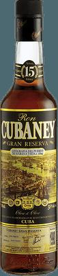 Medium cubaney 15 gran reserva rum