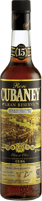 Medium cubaney 15 gran reserva rum