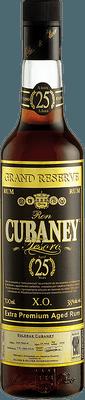 Medium cubaney  25 gran reserva rum