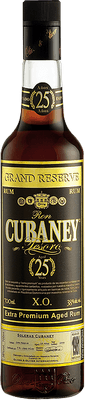 Medium cubaney  25 gran reserva rum