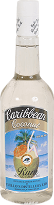 Cuello s caribbean coconut  rum 400px