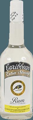 Medium cuello s caribbean extra strong  rum 400px