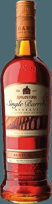 Medium angostura single barrel reserve rum