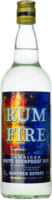 Small rum fire white overproof