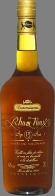 Damoiseau vieux 15 ans rum