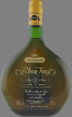 Damoiseau vieux 8 ans  rum
