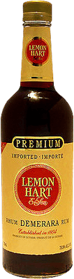 Medium demerara lemon hart premium rum