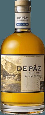 Medium depaz blue cane amber rum