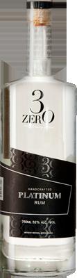 3 zero platinum rum