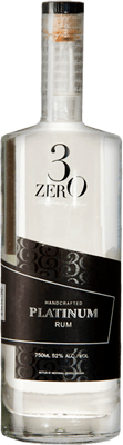 Medium 3 zero platinum rum