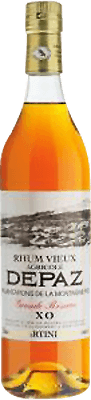 Medium depaz grande reserve xo  rum