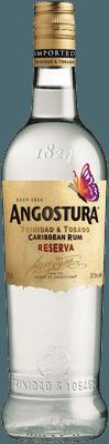 Medium angostura white reserve rum