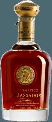 Medium diplomatico ambassdor selection rum