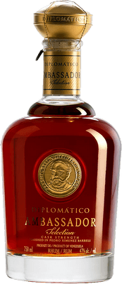 Medium diplomatico ambassdor selection rum