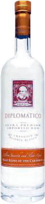Medium diplomatico  blanco rum