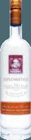 Small diplomatico  blanco rum