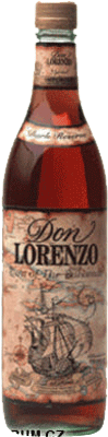 Medium don lorenzo dark reserve  rum 400px