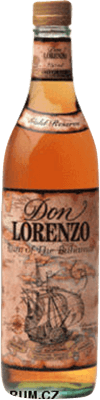 Don lorenzo gold reserve rum 400px