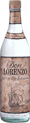 Medium don lorenzo light reserve rum 400px