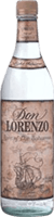 Small don lorenzo light reserve rum 400px