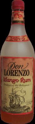 Don lorenzo  mango rum 400px b