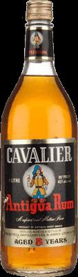 Antigua distillery cavalier 5 year rum 400px