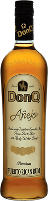 Medium don q anejo rum