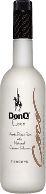 Medium don q cocont rum
