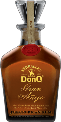 Medium don q gran anejo rum