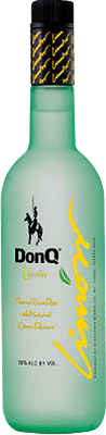 Medium don q limon rum
