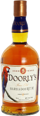 Doorly s 5 year rum