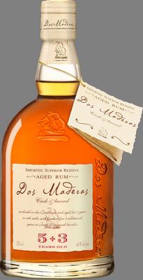 Dos maderas 5 3 rum