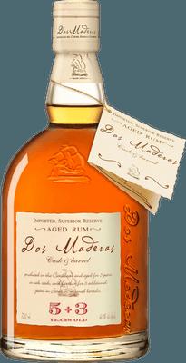 Medium dos maderas 5 3 rum