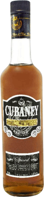 Medium cubaney spiced rum 400px