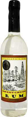 Medium sweet crude white rum 400px