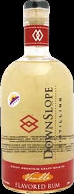 Downslope distilling vanilla rum 400px