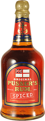 Medium pusser s spiced rum 400px
