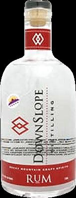 Downslope distilling white rum 400px