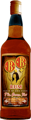 Elixer of Bois Bande The Power Shot rum