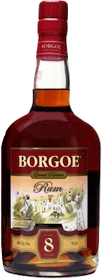 Medium borgoe 8 year rum 400px