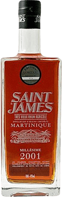 Medium saint james 2001 rum 400px
