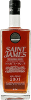 Small saint james 2001 rum 400px