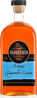 Medium isautier arrange gingembre citron rum 400px