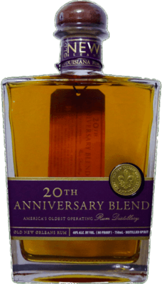 Medium old new orleans 20th anniversary blend