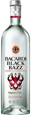 Medium bacardi black razz rum 400px