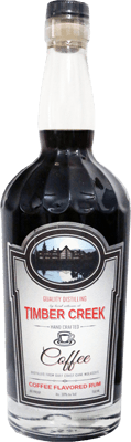 Medium timber creek coffee rum 400px