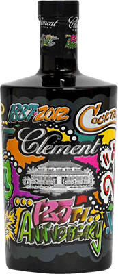 Medium clement 125th anniversary rum 400px