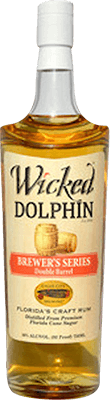 Medium wicked dolphin brewer s series double barrel rum 400px