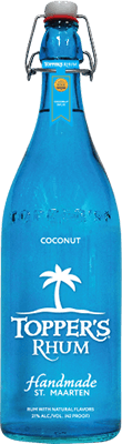 Medium topper s coconut rum 400px
